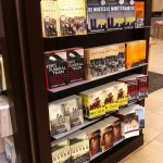 "The paperback edition of ""FDR's Funeral Train"" appears in November of 2011. (Shown here at Barnes & Noble on East 86th Street in Manhattan.)"